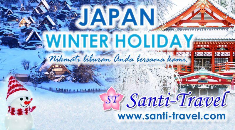 JAPAN Winter Holiday